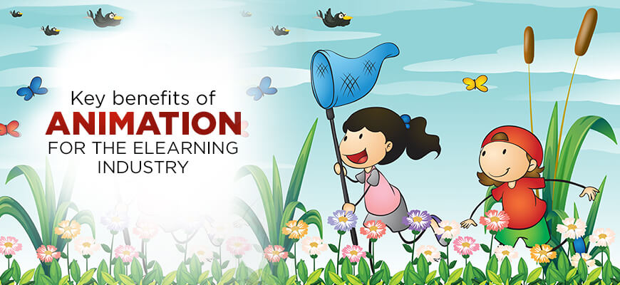 Benefits of e-learning animation