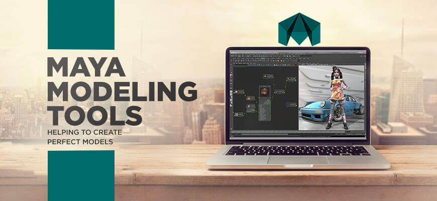 Advanced autodesk maya modeling techniques