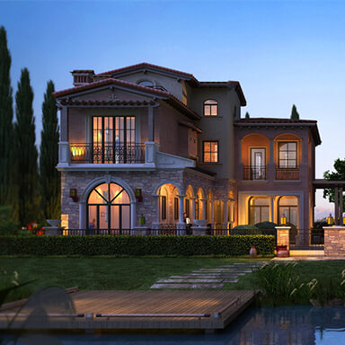 3d Exterior Design Services 3d Rendering Visualization